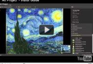 Google permite visitar y recorrer museos. Google Art Project.