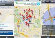 STvalora. Aplicación para valoraciones inmobiliarias en el iphone.
