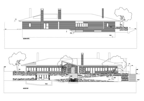 equipo aparejador - Arquitecto Tecnico - Plano obra Ciudalcampo 03