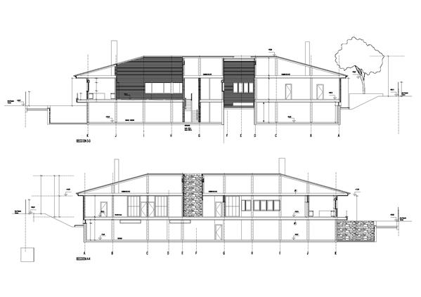 equipo aparejador - Arquitecto Tecnico - Plano obra Ciudalcampo 04