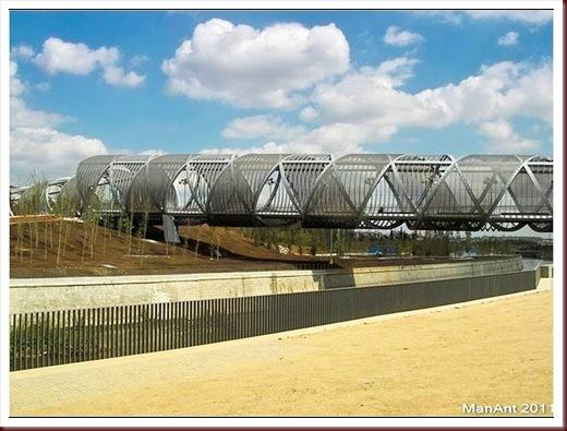 equipo aparejador - Arquitectos Técnicos - Puente Arganzuela 13