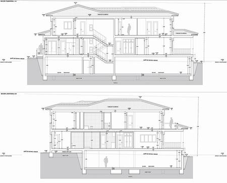 equipo aparejador - Arquitecto Técnico - Plano Boadilla 04