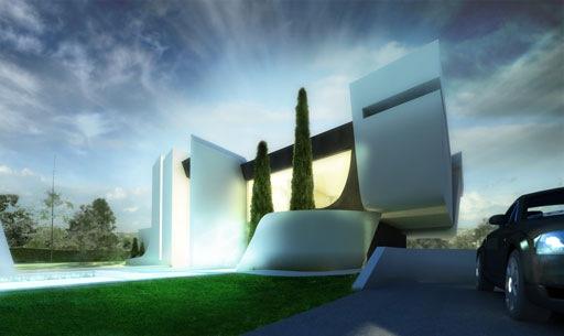 ... singular en Las Rozas de Madrid. Arquitecto: Joaquu00edn Torres / A-cero