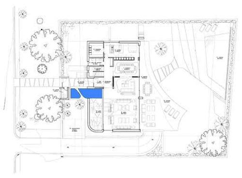 equipo aparejador - Arquitecto Técnico - Vivienda Las Rozas - Joaquín Torres 08 Plano planta baja