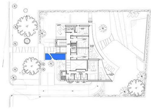 equipo aparejador - Arquitecto Técnico - Vivienda Las Rozas - Joaquín Torres 09 Plano planta alta
