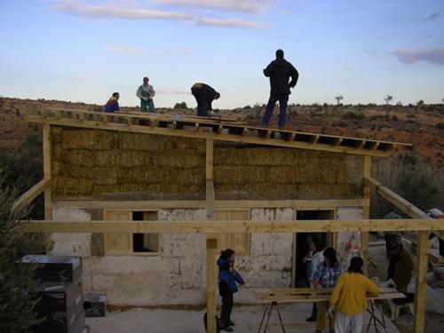 equipo aparejador - Arquitectos Técnicos - Balas de paja 08