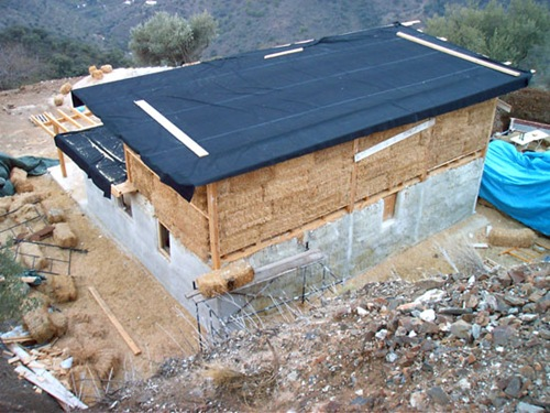 equipo aparejador - Arquitectos Técnicos - Balas de paja 09
