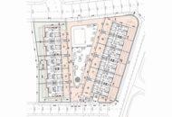 Ejecución de dos edificios con 22 viviendas, locales y garaje.
