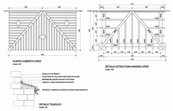 Atrio 04 - equipo aparejador - Arquitecto Tecnico