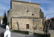 Limpieza y restauración de fachada en Iglesia Parroquial de Lanzahita (Ávila).