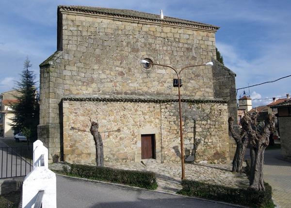 Limpieza y restauraci n de fachada en iglesia parroquial - Arquitectos en avila ...