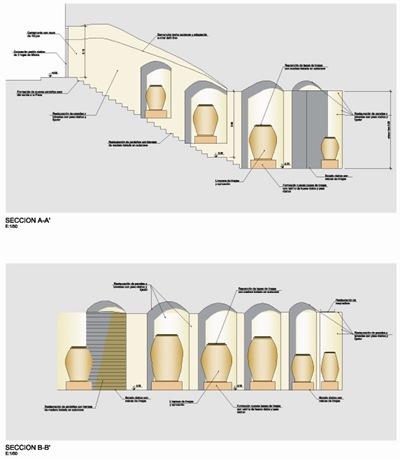 Cueva Plano 01 - equipo aparejador - Arquitecto Técnico