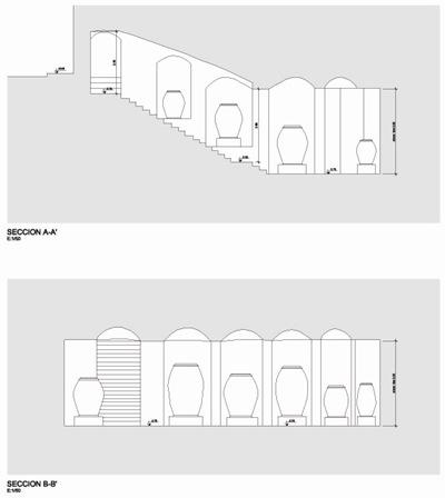 Cueva Plano 03 - equipo aparejador - Arquitecto Técnico