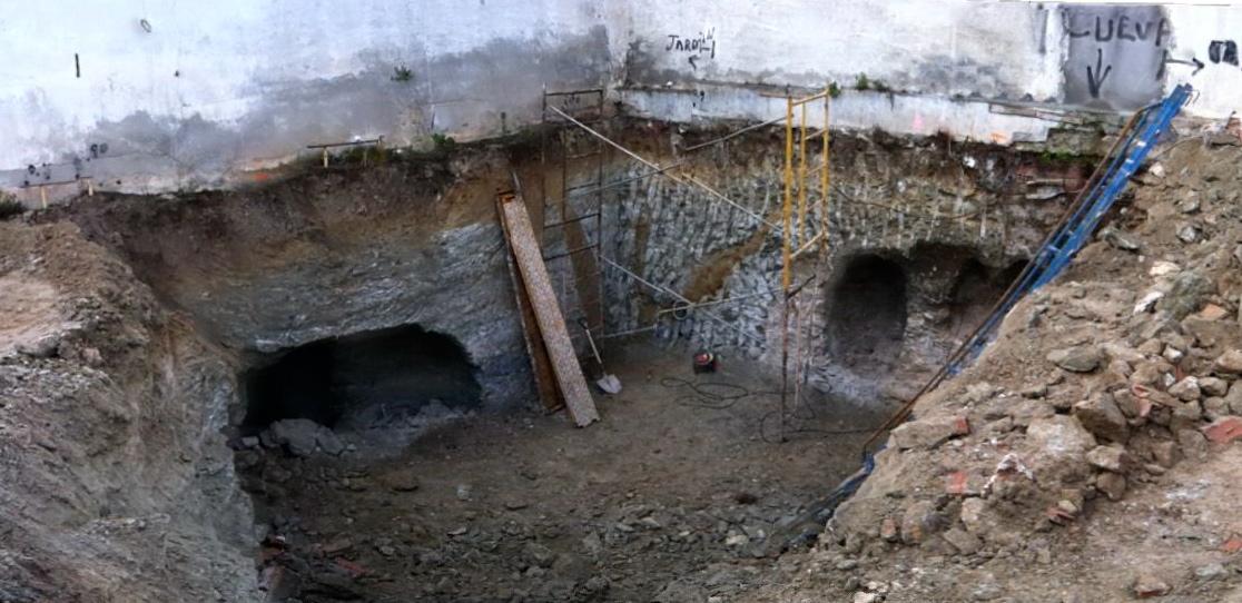 equipo aparejador - Cuevas Ciempozuelos