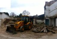 Seguimiento de obra – equipo aparejador: Bloque de dos viviendas y local en Santorcaz – Madrid. (01)