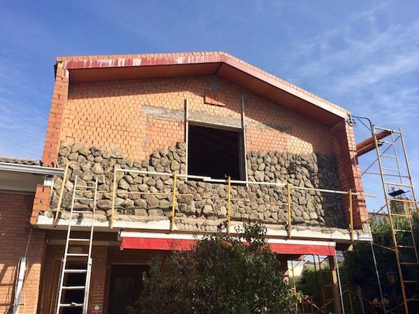 Obra Ampliación Vivienda Unifamiliar Becerril de la Sierra - Madrid - equipo aparejador.