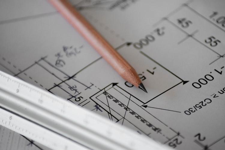 Dibujo de ingeniería  Descripción generada automáticamente